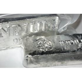 Ind metal sztabka 1kg 4N / 4N5