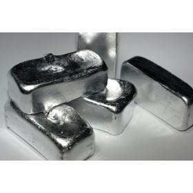 Aluminium (sztabka) 99,9% - 100g