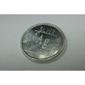 Srebro (moneta) 99,9% - 4,4g