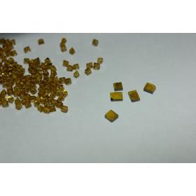 Diament (syntetyczny) - 2,5mm x 2,5mm x 1mm
