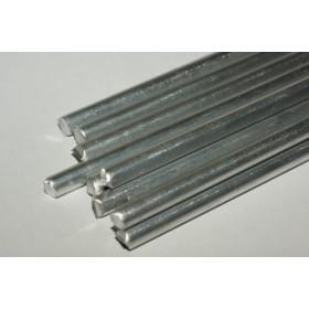 Aluminium (Pręt) 99% - 100mm x 6mm