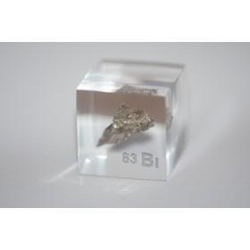Bizmut (Acrylic cube 24x24x24mm)
