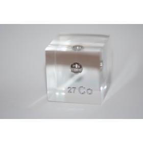 Kobalt (Acrylic cube 24x24x24mm)