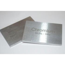 Chrom (sztabka) 99,8% - 100g