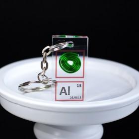 Aluminium brelok do kluczy