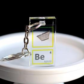 Beryl brelok do kluczy