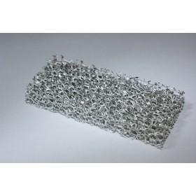 Aluminium (pianka) 10PPI - 9cm x 4cm
