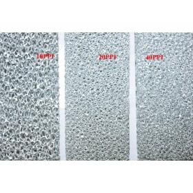 Aluminium (pianka) 20PPI - 9cm x 4cm