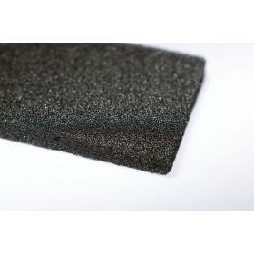 Węgiel (pianka) 100PPI - 9cm x 3,5cm