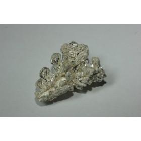 Kryształ srebra 999 - 2,86g