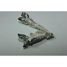 Kryształ srebra 999 - 3,36g