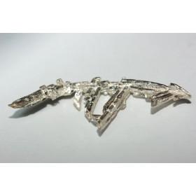 Kryształ srebra 999 - 3,6g